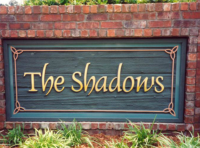 The Shadows Sign